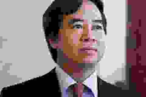 """Thống đốc Bình: """"Có lợi ích nhóm trong hệ thống ngân hàng thương mại"""""""