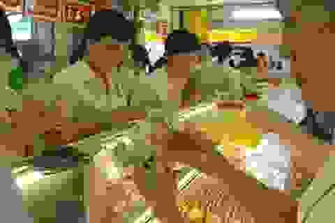 Vàng tiếp tục tăng, chênh lệch hơn 6 triệu đồng/lượng