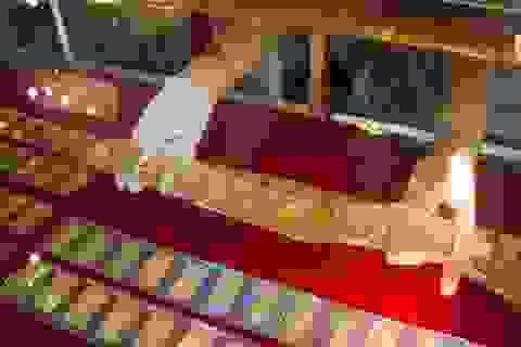 Giảm khối lượng vàng đấu thầu xuống 1 tấn