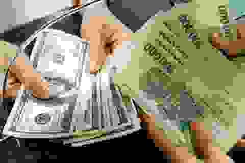 Giá USD sụt giảm mạnh