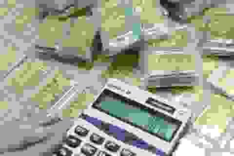 Cấm mang vàng miếng ra nước ngoài