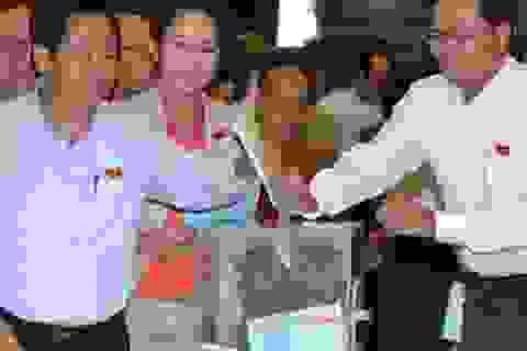 TP HCM lấy phiếu tín nhiệm 18 chức danh chủ chốt