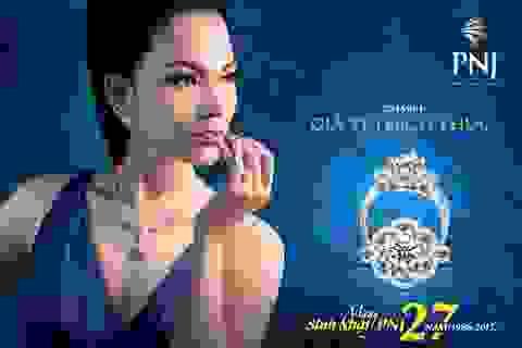 """Trang sức kim cương – """"tuyên ngôn"""" của phụ nữ đẳng cấp"""