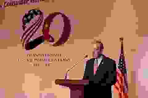"""Đại sứ Hoa Kỳ: """"Tương lai mối quan hệ Việt - Mỹ là vô hạn"""""""