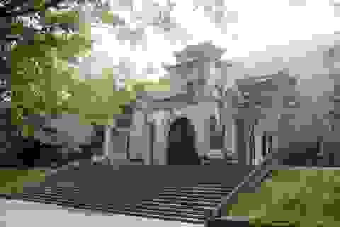 Khu di tích Bà Triệu được xếp hạng quốc gia đặc biệt
