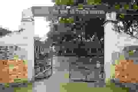 Thanh Hóa: Nhiều trường học vẫn nằm trên kho thuốc trừ sâu