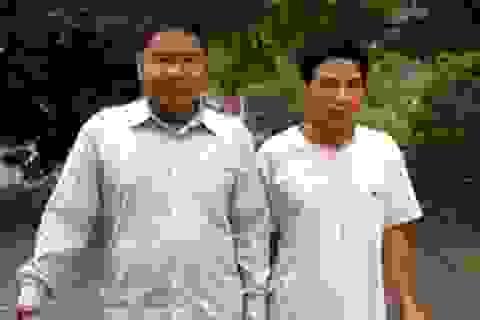 Hai anh em ruột thuê ô tô đi trộm trâu bò