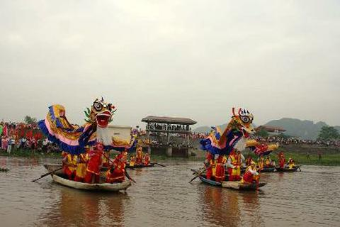 Về cố đô tham dự lễ hội Trường Yên