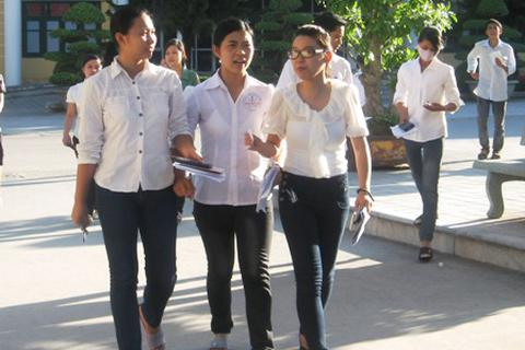 Thanh Hóa: Thành lập 2 hội đồng thi THPT quốc gia