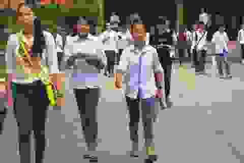 Công bố điểm trúng tuyển vào lớp 10 Trường THPT chuyên Lam Sơn