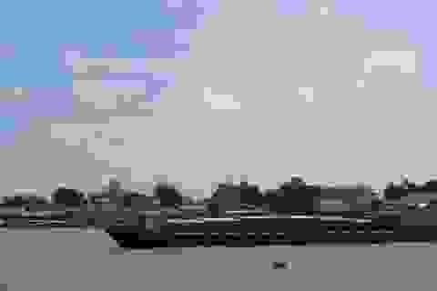Điều tra vụ thuyền trưởng biến mất cùng 400 tấn gạo