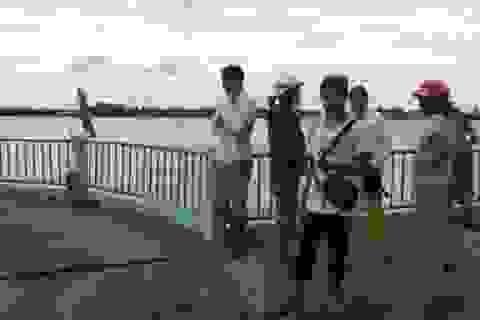 Tìm thấy thi thể người đàn ông nhảy sông Tiền tự vẫn