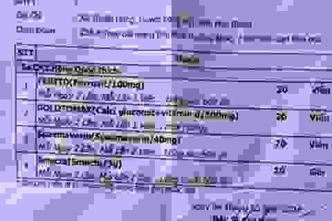 Bác sĩ nói gì về vụ kê thuốc rối loạn tiêu hóa cho sản phụ đau bụng sinh?
