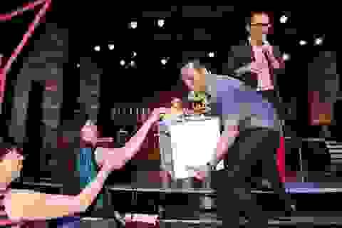Hoài Linh, Trấn Thành gây quỹ ủng hộ nghệ sĩ Hoàng Lan