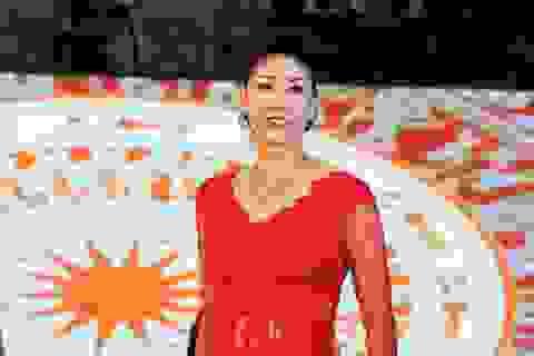 Thúy Hạnh, Thu Hương toả sáng trên sàn diễn thời trang