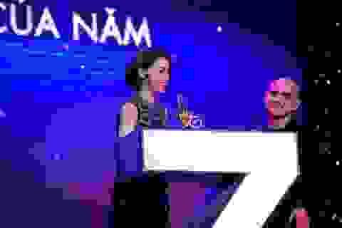 Hồ Ngọc Hà đoạt giải Nghệ sĩ của năm