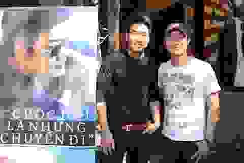 Tạ Quang Thắng biết ơn MC Anh Tuấn