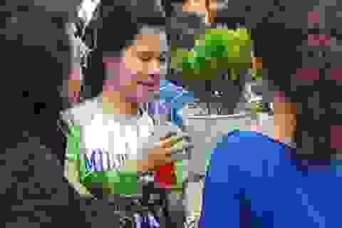 Bão Haiyan, lũ kép đánh thức trách nhiệm vì môi trường trong giới trẻ