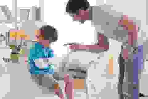 Sai lầm của cha mẹ khi đưa con vào kỷ luật