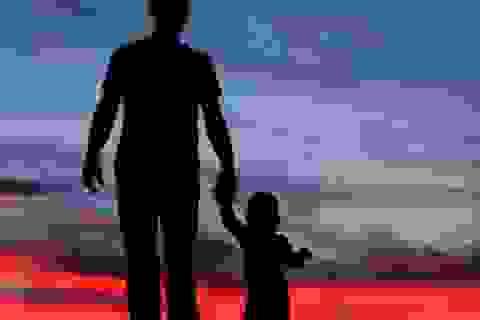 Gánh nặng làm cha