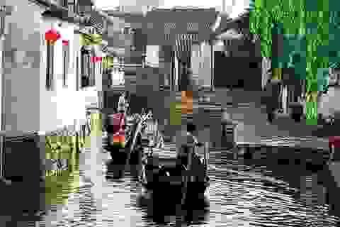 Khám phá vẻ đẹp Giang Tô - Venice của phương Đông