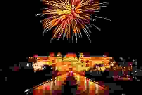 Ấn Độ rực sáng vào ngày lễ quan trọng nhất trong năm