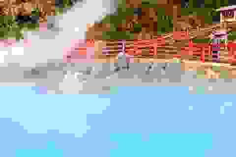 """Những hồ nước nóng """"địa ngục"""" lừng danh Nhật Bản"""
