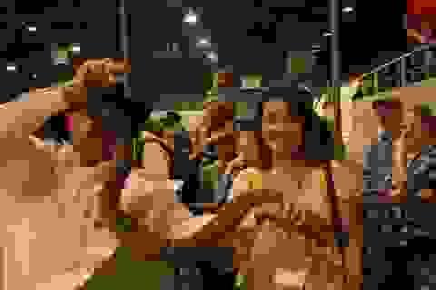 """Rùng mình với lễ hội """"trảm"""" rắn đuôi chuông ở Mỹ"""