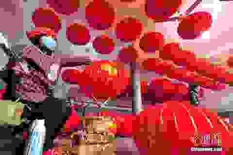 Về thăm làng cổ sản xuất đèn lồng truyền thống hàng trăm năm tuổi