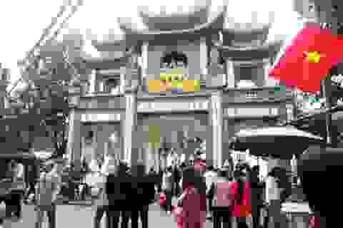 Những điểm đi lễ đầu năm ở Hà Nội …