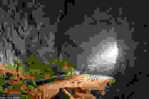 Vẻ đẹp hùng vĩ của động Hang Én, Quảng Bình