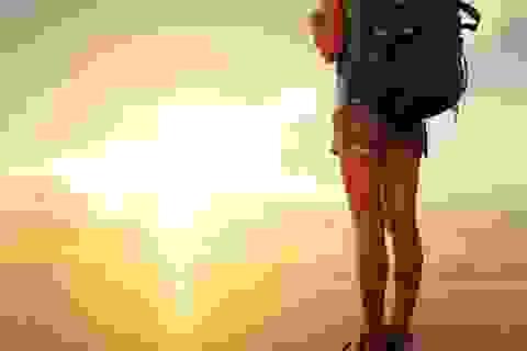 Phụ nữ và những chuyến đi du lịch một mình