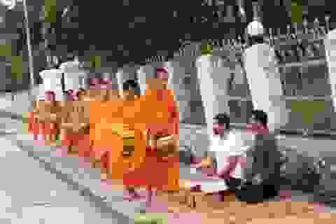 Một ngày không vội vã ở Luang Prabang