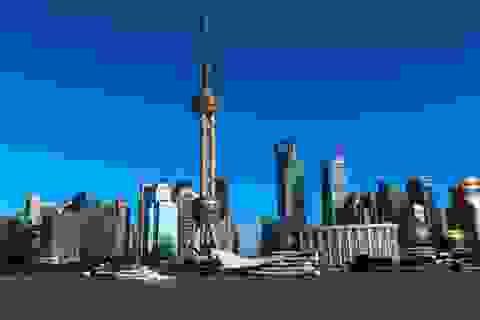 """Đo độ """"khủng"""" của kinh tế Trung Quốc"""