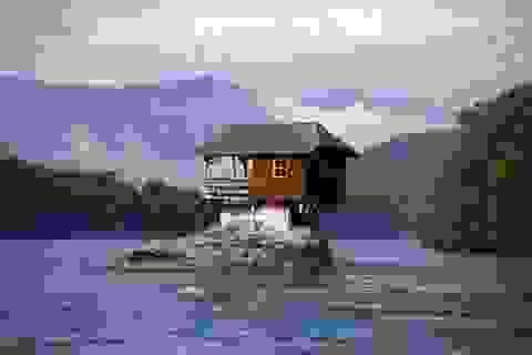 18 ngôi nhà kỳ dị nhất trên thế giới