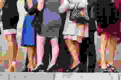 10 lỗi thời trang công sở thường gặp