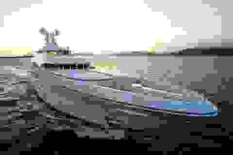 Cận cảnh siêu du thuyền giá 1.650 tỷ đồng