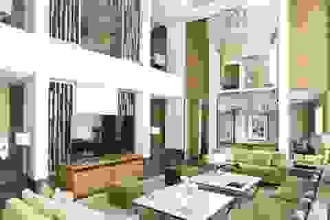 Vẻ xa xỉ tột bậc của phòng khách sạn có giá 225 triệu đồng/đêm