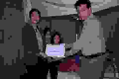 Hơn 250 triệu đồng đến với 2 hoàn cảnh khó khăn ở Phú Thọ