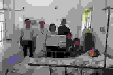 Hơn 76 triệu đồng đến với chị Cà Thị Hinh