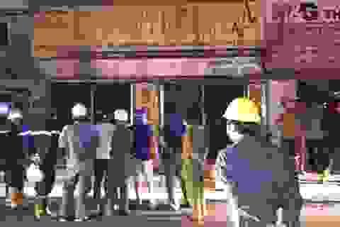 Cháy rụi tiệm photocopy sát Đại học Ngân hàng