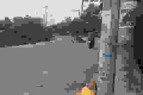 3 thiếu niên 16 tuổi đi chung xe máy tử nạn trong đêm