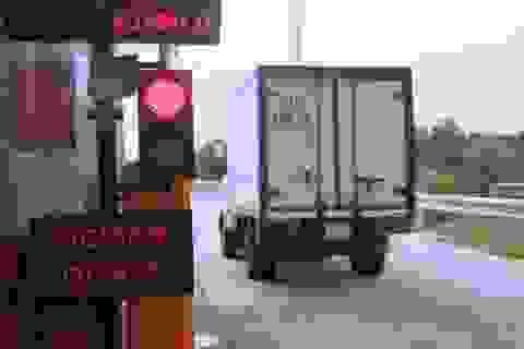 Cân tải trọng xe trên cao tốc: 3 ngày hơn 900 xe quá tải