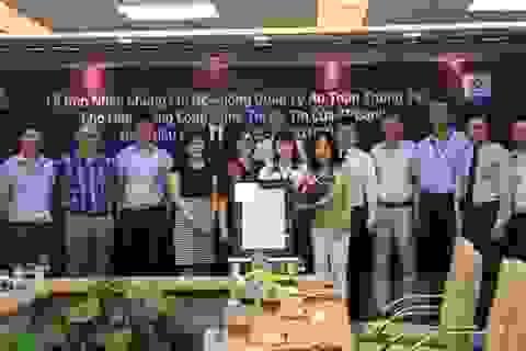 Nhà băng Việt đạt chứng nhận ISO/IEC an toàn bảo mật thông tin