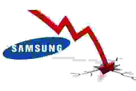 Doanh thu sụt giảm thất vọng, Samsung tính thay đổi chiến lược