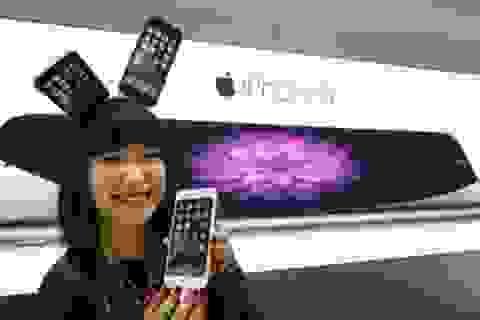 Người Việt Nam yêu thích iPhone 6 Plus hàng đầu thế giới