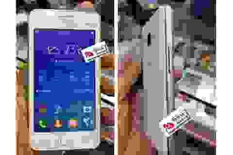 Lộ thiết kế và cấu hình smartphone đầu tiên chạy nền tảng Tizen