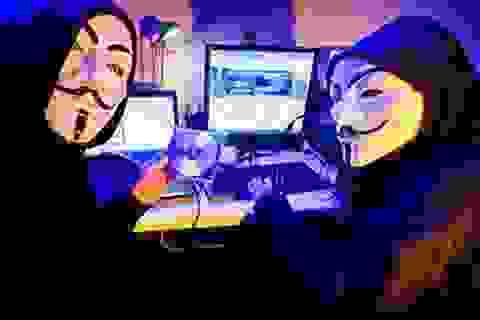 """Nhóm hacker khét tiếng """"tuyên chiến"""" với các tổ chức khủng bố"""