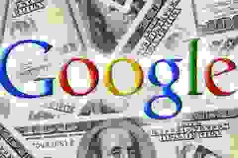 Doanh thu quý IV/2014 của Google tăng nhưng vẫn gây thất vọng