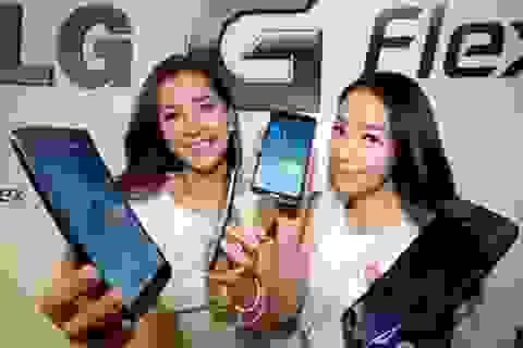 LG trình làng smartphone màn hình cong thế hệ mới tại CES 2015?